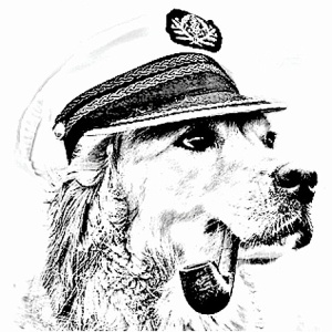The Captain, a CDWG Sea Dog